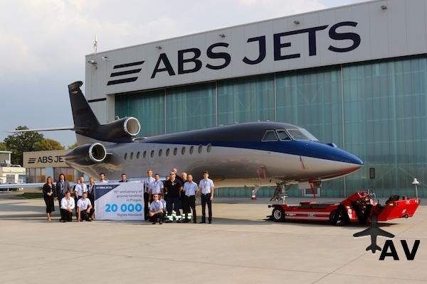 ABS Jets празднует два юбилея