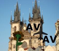 Прага. Как потеряться и найтись? Часть 1