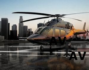 Презентация первого вертолета Bell 429 EMS (в медицинской конфигурации) состоится на выставке Airmed 2008 в Праге