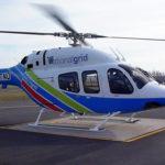 Первый Bell 429 поставлен на туманный Альбион