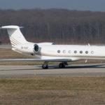 Vertis Aviation забазировал G550 в Праге